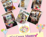 Tot Cross Mums event.